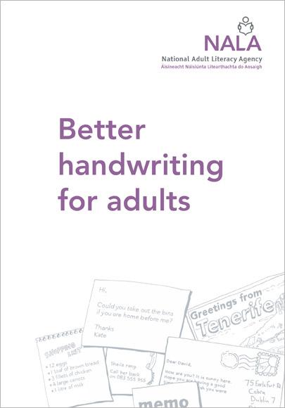 Better Handwriting For Adults - Nala