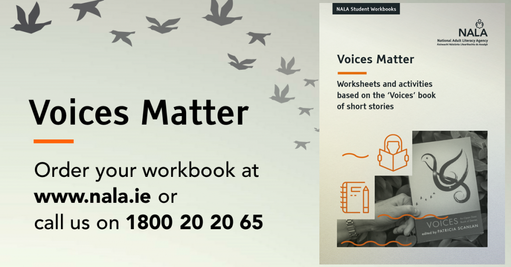 Voices Matter workbook