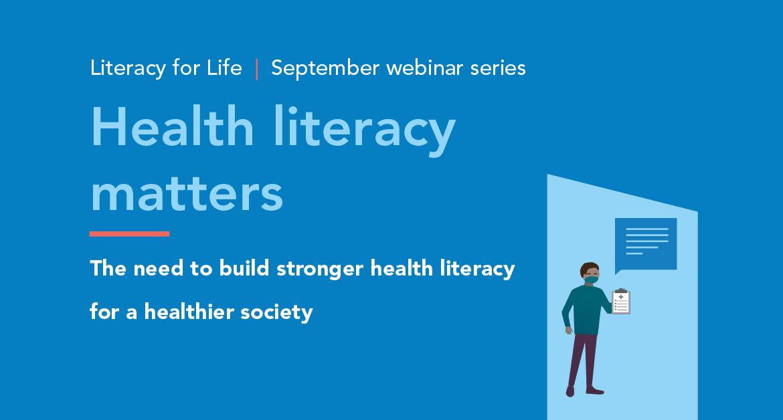 Health Literacy Matters website updated